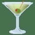 🍸 cocktail glass Emoji on Joypixels Platform