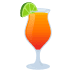 🍹 tropical drink Emoji on Joypixels Platform