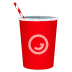 🥤 cup with straw Emoji on Joypixels Platform