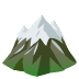 🏔️ snow-capped mountain Emoji on Joypixels Platform