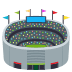 🏟️ stadium Emoji on Joypixels Platform