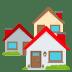 🏘️ houses Emoji on Joypixels Platform