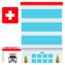 🏥 hospital Emoji on Joypixels Platform