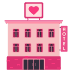 🏩 love hotel Emoji on Joypixels Platform