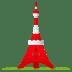 🗼 Tokyo tower Emoji on Joypixels Platform