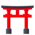 ⛩️ shinto shrine Emoji on Joypixels Platform