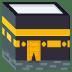 🕋 kaaba Emoji on Joypixels Platform
