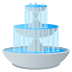 ⛲ fountain Emoji on Joypixels Platform