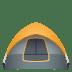 ⛺ tent Emoji on Joypixels Platform