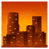 🌆 cityscape at dusk Emoji on Joypixels Platform