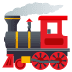 🚂 locomotive Emoji on Joypixels Platform