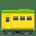 🚃 railway car Emoji on Joypixels Platform