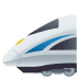 🚅 bullet train Emoji on Joypixels Platform