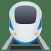 🚆 Поезд Эмодзи на платформе JoyPixels