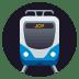 🚇 metro Emoji on Joypixels Platform