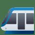 🚈 Light Rail Emoji on JoyPixels Platform