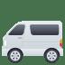 🚐 minibus Emoji on Joypixels Platform