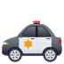 🚓 police car Emoji on Joypixels Platform