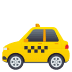 🚕 taxi Emoji on Joypixels Platform