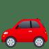 🚗 Automobile Emoji on JoyPixels Platform