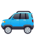 🚙 Sports Utility Vehicle Emoji on JoyPixels Platform
