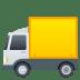 🚚 delivery truck Emoji on Joypixels Platform