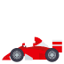 🏎️ racing car Emoji on Joypixels Platform