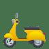 🛵 motor scooter Emoji on Joypixels Platform