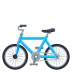 🚲 bicycle Emoji on Joypixels Platform