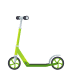 🛴 kick scooter Emoji on Joypixels Platform