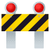 🚧 construction Emoji on Joypixels Platform