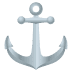 ⚓ anchor Emoji on Joypixels Platform