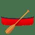 🛶 canoe Emoji on Joypixels Platform