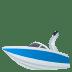 🚤 Speedboat Emoji on JoyPixels Platform