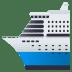 🛳️ passenger ship Emoji on Joypixels Platform