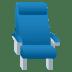 💺 seat Emoji on Joypixels Platform