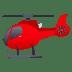 🚁 helicopter Emoji on Joypixels Platform