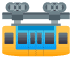 🚟 suspension railway Emoji on Joypixels Platform