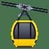 🚡 aerial tramway Emoji on Joypixels Platform