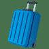 🧳 luggage Emoji on Joypixels Platform