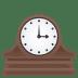 🕰️ mantelpiece clock Emoji on Joypixels Platform