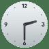 🕝 two-thirty Emoji on Joypixels Platform