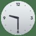 🕤 Nine-Thirty Emoji on JoyPixels Platform