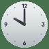 🕙 ten o'clock Emoji on Joypixels Platform