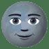 🌚 new moon face Emoji on Joypixels Platform