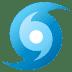 🌀 cyclone Emoji on Joypixels Platform