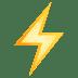 ⚡ High Voltage Emoji on JoyPixels Platform