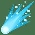 ☄️ Comet Emoji on JoyPixels Platform