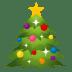 🎄 Christmas tree Emoji on Joypixels Platform