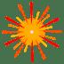 🎆 fireworks Emoji on Joypixels Platform